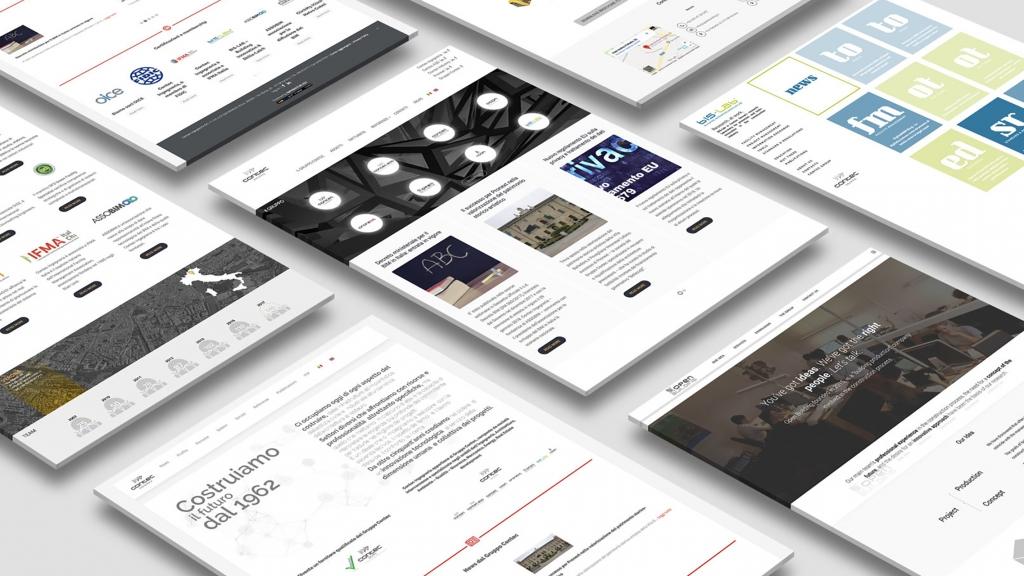 Gruppo Contec Websites