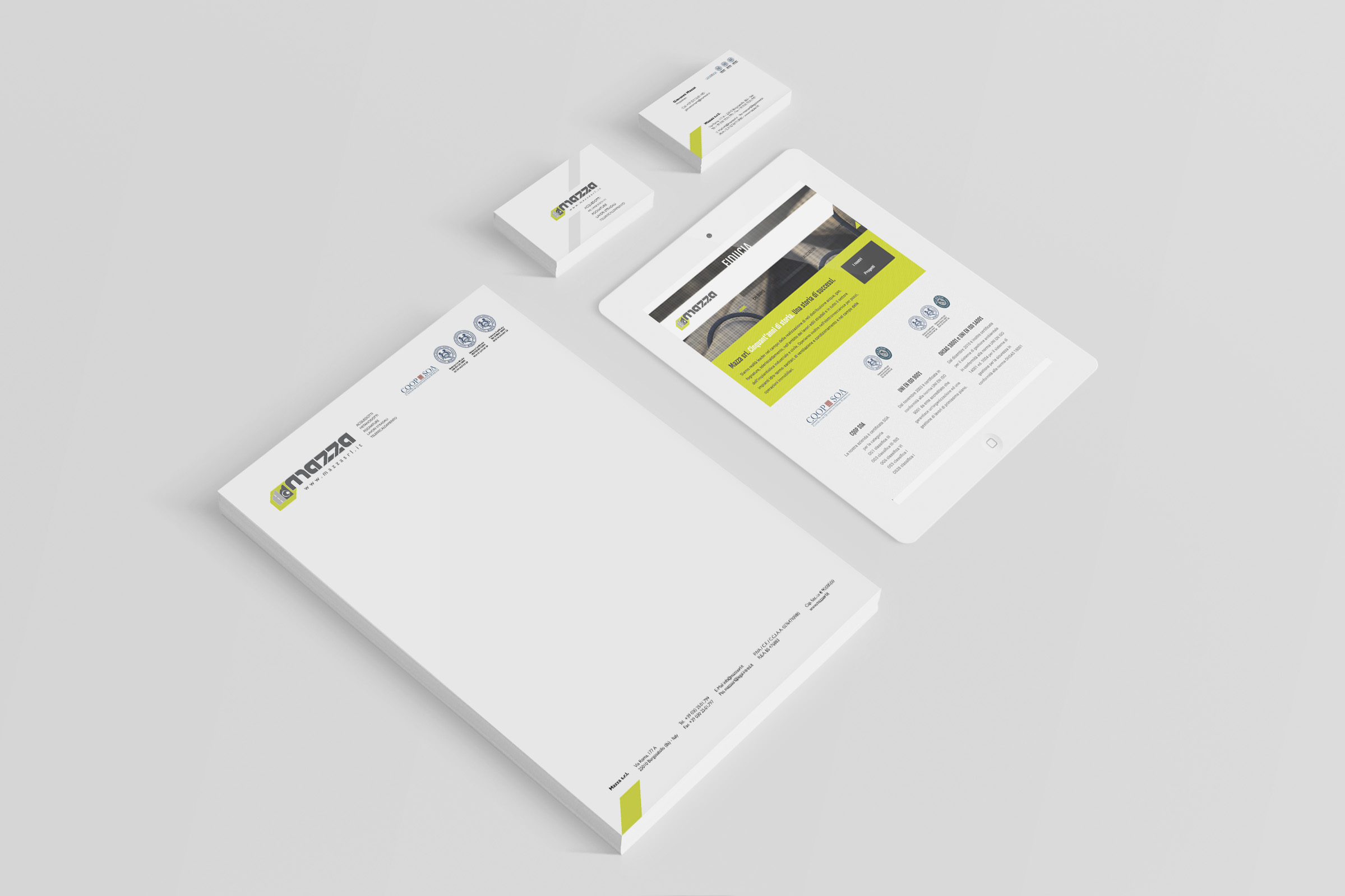 Moodie - Corporate Identity Mazza srl