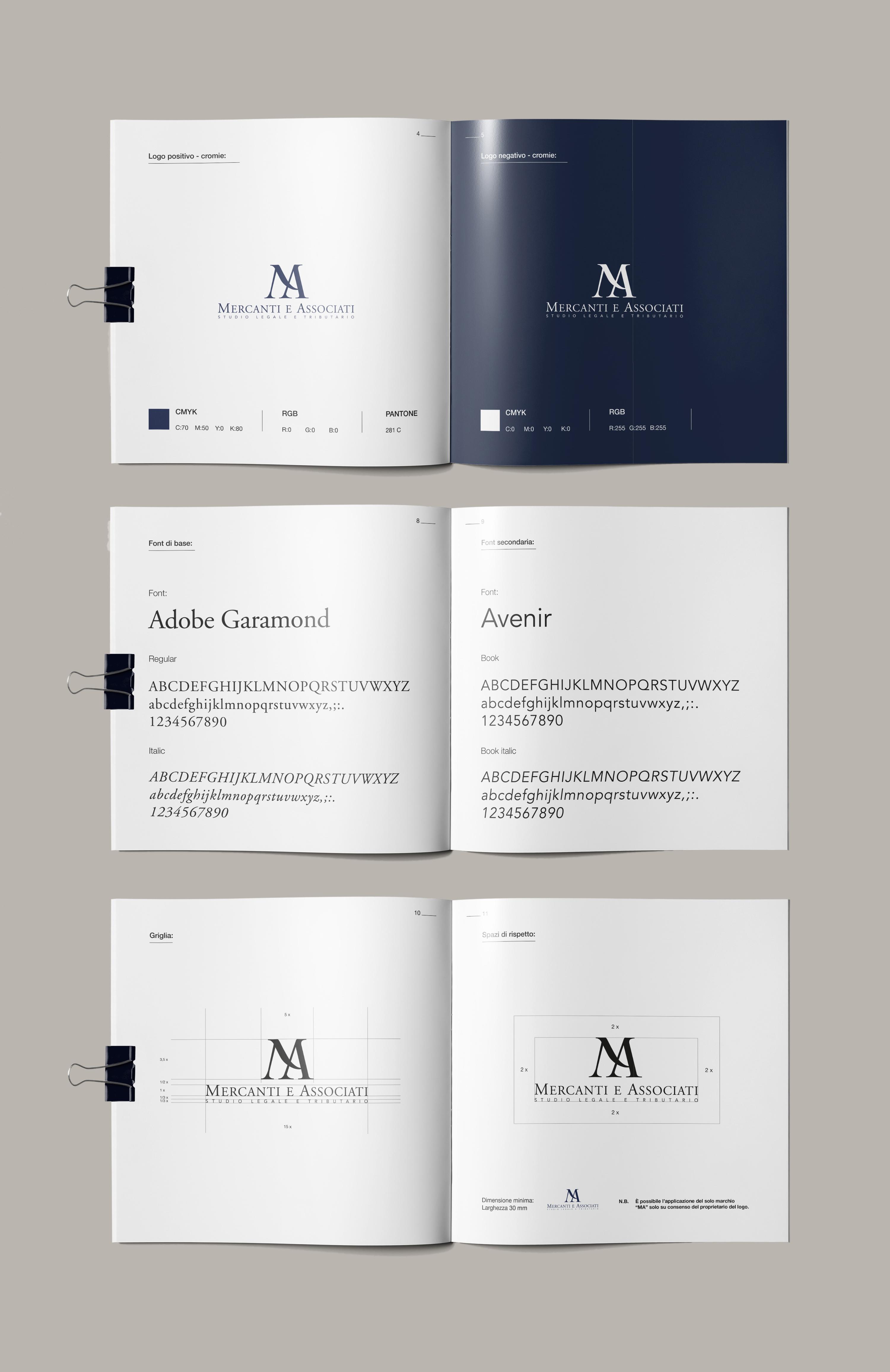 Moodie Comunicazione - Brochure Istituzionale