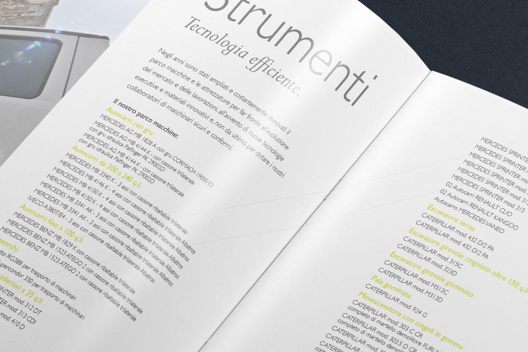 Moodie Comunicazione progetta la tua Brochure
